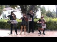 Embedded thumbnail for Vídeos Cuarteto Albayzin